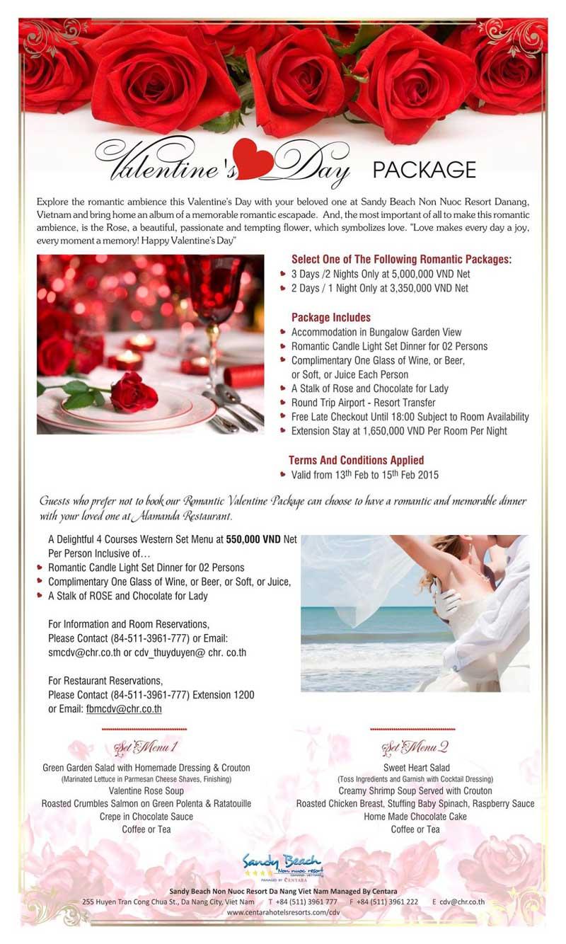 brilliant hotel valentines day 2015 danang